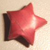 origami estrella - terminada