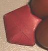 Origami estrella - presionar hacia adentro1