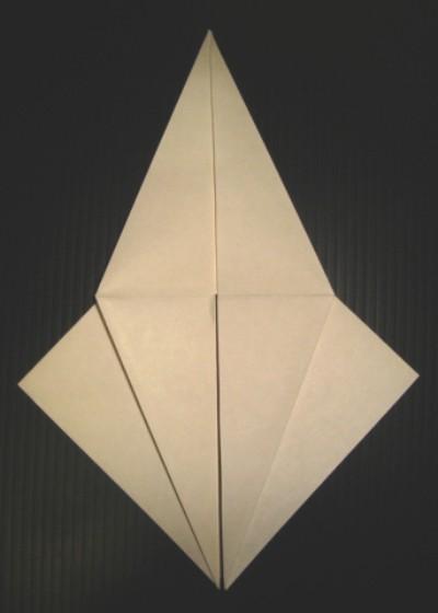Arte del origami Grulla-en-origami-crane-paso11