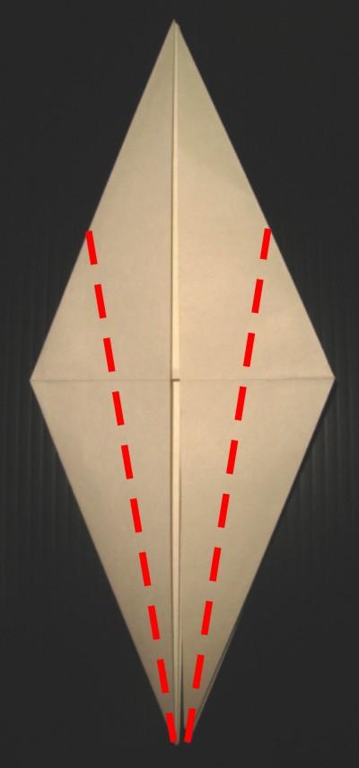 Arte del origami Grulla-en-origami-crane-paso12