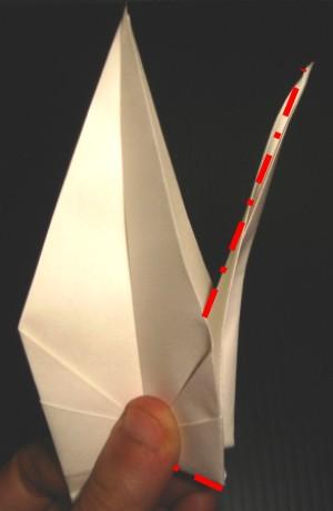Arte del origami Grulla-en-origami-crane-paso17