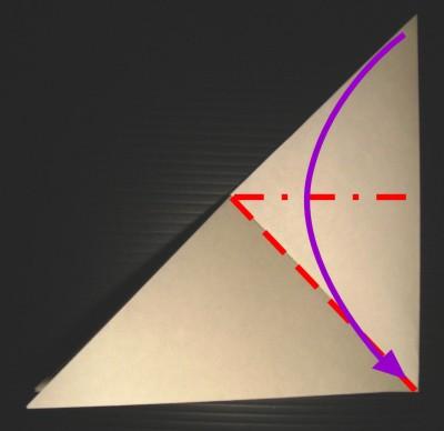 Arte del origami Grulla-en-origami-crane-paso3