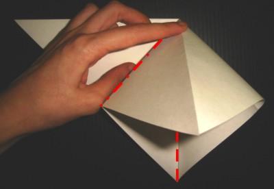 Arte del origami Grulla-en-origami-crane-paso4