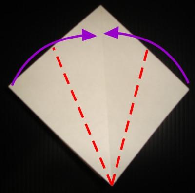 Arte del origami Grulla-en-origami-crane-paso6