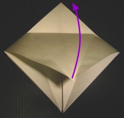 Arte del origami Grulla-en-origami-crane-paso8